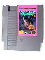 Kid Niki Radical Ninja ORIGINAL NINTENDO NES GAME Tested + Working & Authentic!