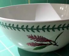 "11"" Portmeirion Exotics Botanic Garden Melamine Bowl Large New **"