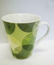 Kaffeetassen & -becher im Vintage/Retro-Stil aus Porzellan mit Geometrisches Muster
