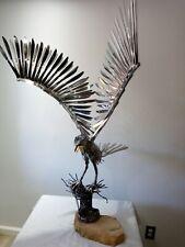 BEAUTIFUL SCRAP METAL EAGLE
