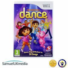 Nickelodeon dance (Nintendo Wii) ** excellent état **