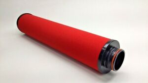 """PX Filtration PXA298 Filter Element Red 18-5/8"""" x 3-7/8"""" with 19-5/8""""OAL PX-A298"""