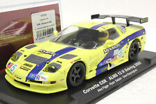 FLY 015201 CORVETTE C5R PRO RACE W/ SUSPENSION 21400 RPM NEW 1/32 SLOT CAR