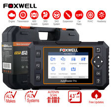 Foxwell Full Systems Scanner Code Reader OBD2 Diagnostic Tool Oil EPB Reset Tool