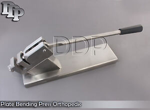 Large bone press plate bending orthopedic instruments SR-504