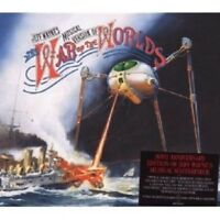 JEFF WAYNE - THE WAR OF THE WORLDS 2 CD NEW!