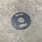 Hosco Les Paul switch plate black LP-SW-B for sale