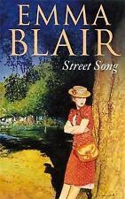 Street Song, Blair, Emma, New Book