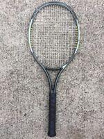 Volkl V4 AeroTop Tennis Racquet, Big Grommets, 4 3/8  - RARE LOOK