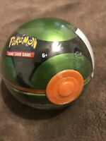 Pokémon Cards Poke Ball Tin Dusk Ball Brand New Soldout In Stores Booster Packs