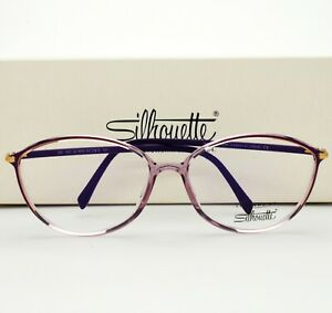 Silhouette Eyeglasses Frame 3502 30 6078 53-14-125 without case
