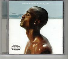 (HO300) Simon Webbe, Sanctuary - 2005 CD