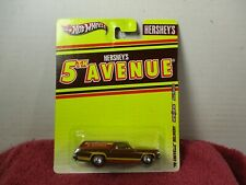 HOT WHEELS POP CULTURE HERSHEY 5TH AVENUE '70 CHEVELLE DELIVERY