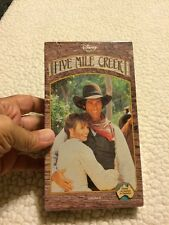 *BRAND NEW* DISNEY FIVE MILE CREEK VOL 6 VHS VIDEO Australia 80's TV show