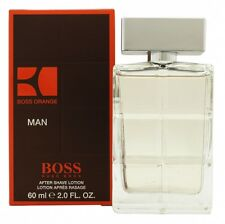 HUGO BOSS BOSS ORANGE MAN AFTERSHAVE 60ML SPLASH - MEN'S FOR HIM. NEW