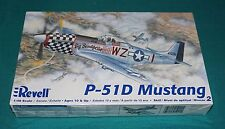 P-51D Mustang Big Beautiful Doll 1/48 Revell Factory Sealed.
