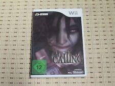 Calling para Nintendo Wii y Wii U * embalaje original *