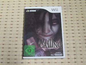 Calling für Nintendo Wii und Wii U *OVP*