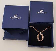 Swarovski Circet Pendant Rose Gold 5142818 BNIB