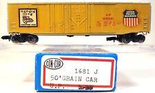 N Con Cor 1681-J 50' Box Car Union Pacific #105231 LNIB