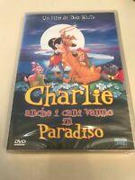 Charlie  anche i cani vanno in paradiso (Eagle - Dvd) Nuovo - Italiano