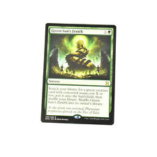 MTG GREEN SUN'S ZENITH Eternal Masters (MP) English Rare Normal