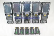 Lot of 5x Symbol/Motorola MC9090-G Windows Mobile 5.0