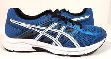 ASICS Men's Gel-Contend 4 Running Shoe, Thunder Blue/White/Black, 12 M US