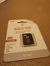 ICIDU 4GB Secure Digital Hi-Speed High Capacity Class 10 Memory Card