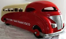 Steelcraft Bus New York-San Francisco ( circa 1940 )