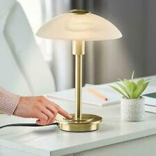 The Dimmable Touch Lamp Antique Brass Daylight 24 LED Light