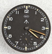 Quadrante  Vintage IWC mark X + movimento cal. 83 dial movement for project