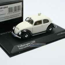 MINICHAMPS VW 1200 EXPORT POLITIE NETHERLANDS 431051291
