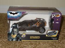 Tyco RC Batman Dark Knight Little Rides Radio Control Batmobile 27 MHZ New M0665