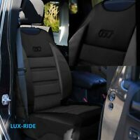 FIAT 500 500X 500L ALL MODELS ONE SEAT COVER MAT ARTIFICIAL LEATHER & FABRIC