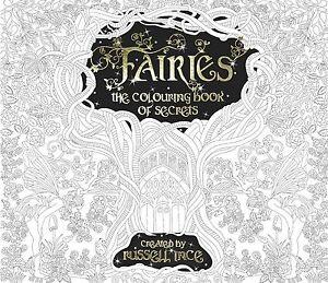 Fairies: The Colouring Book of Secrets