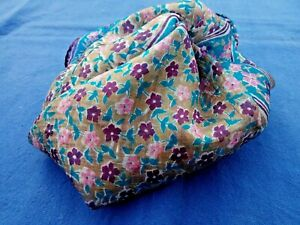 """100% PURE INDIAN SILK HANDMADE TURQUOISE FLORAL DESIGN SCARF 10"""" x 59"""" £9.50 NWT"""