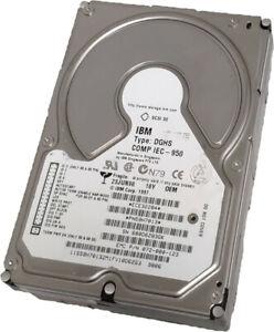 IBM Dghs Comp. IEC-950 P/N: 59H7013 18 GB