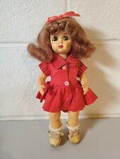"Vintage 10"" Tiny Terri Lee Doll Original Clothing Tiny Terri Lee Doll No Box"