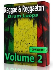 6300 Reggae and Reggaeton Drum Samples Ableton Cubase FL Studio MPC WAV Loops