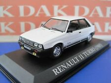 Die cast 1/43 Modellino Auto Renault 11 Turbo 1985 by Ixo