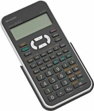 Sharp El531wh Scientific Calculator - White