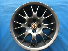 "MG F/TF 16"" Hairpin Multispoke Alloy Wheel, GREY (Seller Ref: #001) RRC110460"