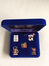 1988 Olympic RARE 5 Piece Pin Set