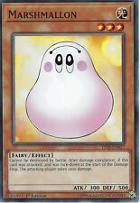 Yu-Gi-Oh: Marshmallon - YS18-EN017 - Common Card - 1st Edition