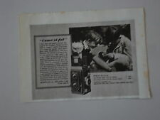 advertising Pubblicità 1942 ZEISS IKON IKOFLEX II