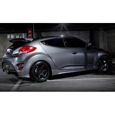 Rear Roof Wing Spoiler UNPAINTED For 2011 2017 Hyundai Veloster turbo only