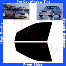 Pre Cut Window Tint Mercedes C Class W203 Saloon 4D 00-07 Front Sides AnyShade