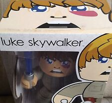 Mighty Muggs Luke Skywalker Bespin Star Wars designer vinyl