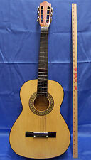 Vintage Encore 3/4 Size Classic Acoustic Guitar Model 104 Made In China Honey